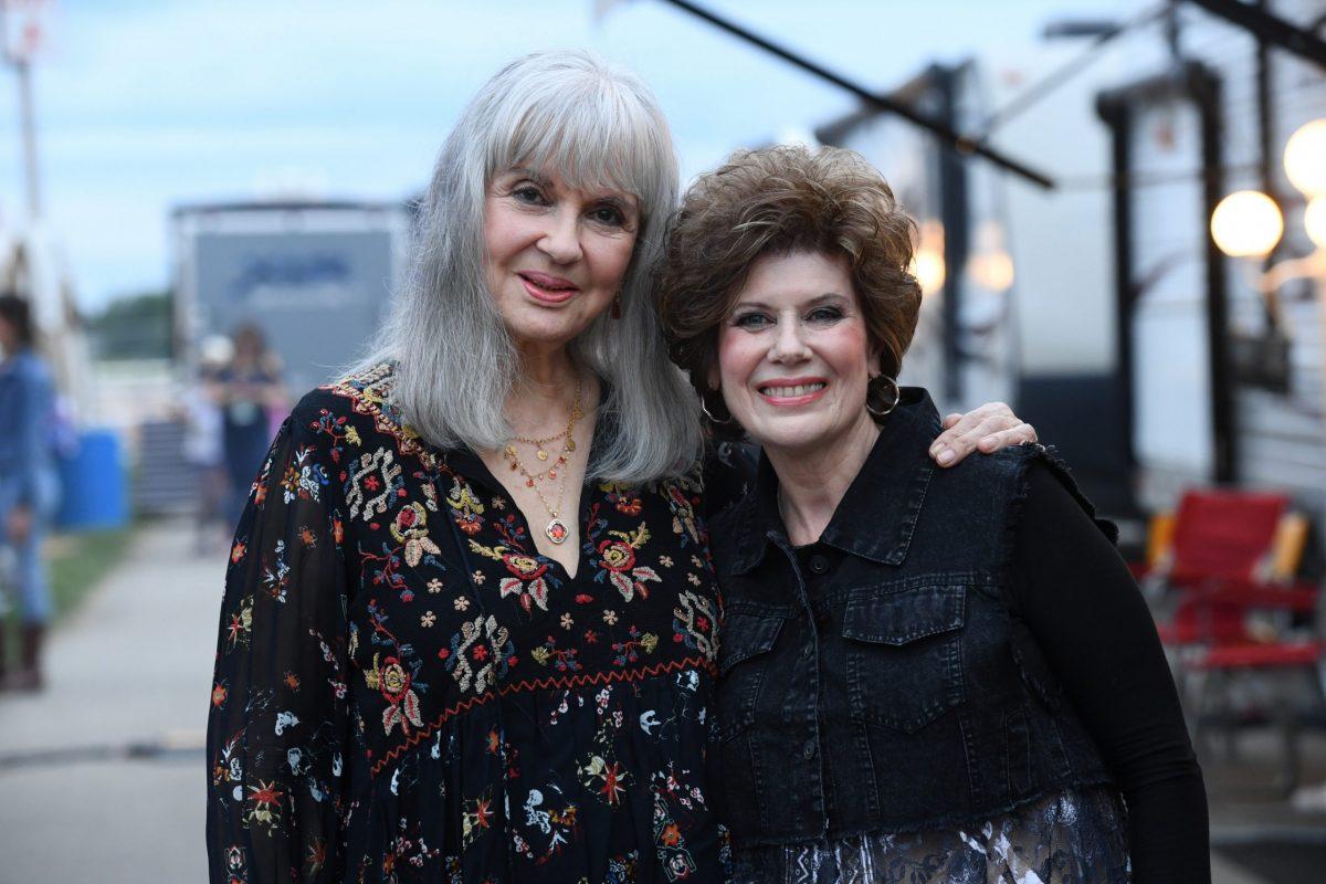 Sylvia Tyson + Marie Bottrell