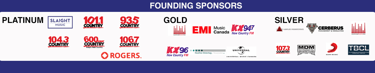 Founding Sponsors web banner